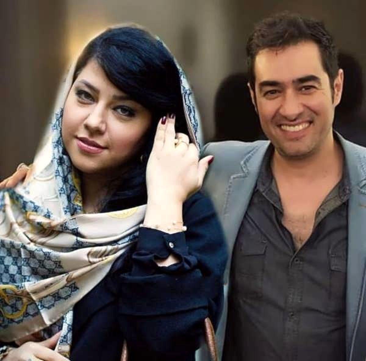 شهاب حسینی همسرش را طلاق داد + عکس