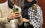 جشن کریسمس شاهرخ استخری و خانواده اش در بلژیک + تصاویر