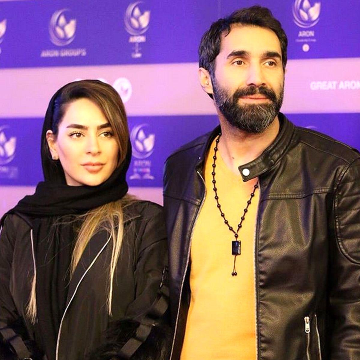 عکس لورفته از مراسم عروسی مجلل سمانه پاکدل و همسرش + تصاویر