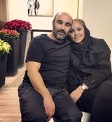 واکنش امیر جعفری به پست محسن تنابنده درباره همسرش + عکس