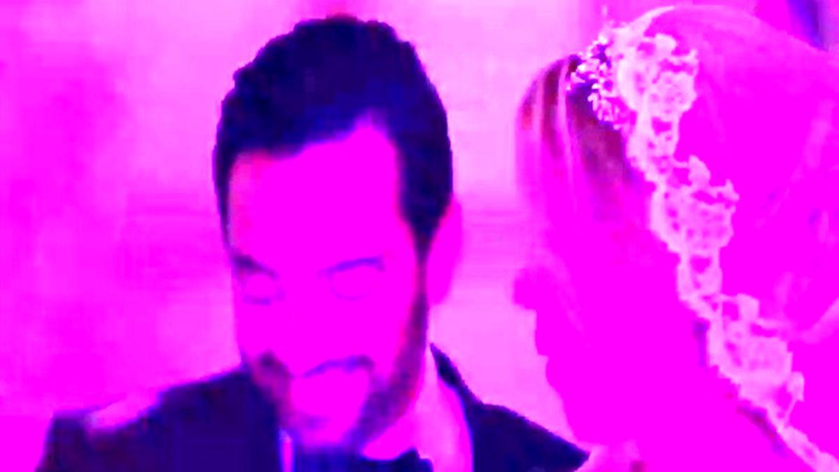 فیلم عروسی پسر خاتمی و دختر خرازی واقعی است؟ + عکس