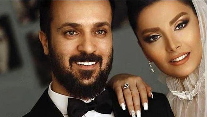 احمد مهرانفر و مونا فائزپور