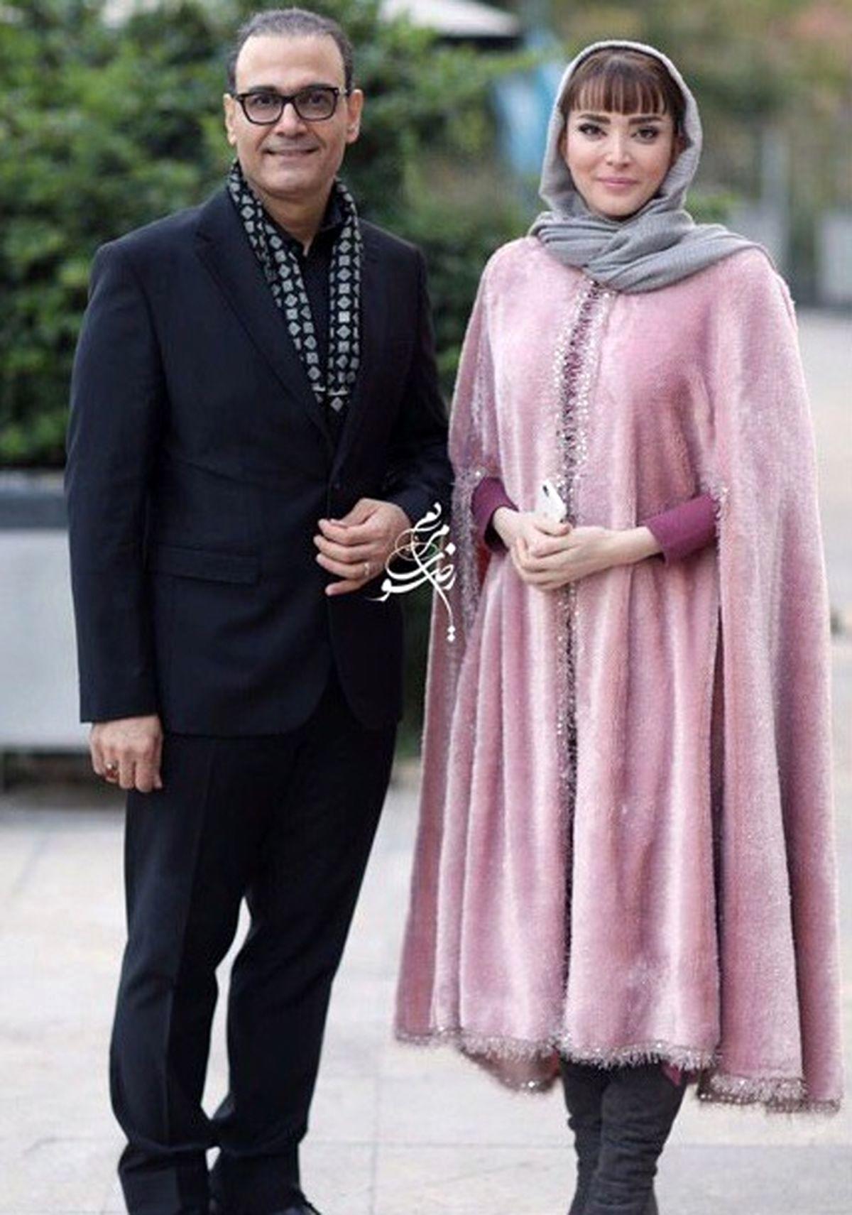 استایل لاکچری بهنوش طباطبایی بعد از طلاق از همسرش + عکس