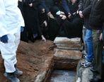 جزئیات دردآور از تشییع جنازه علی انصاریان قلب همه را سوزاند+ عکس