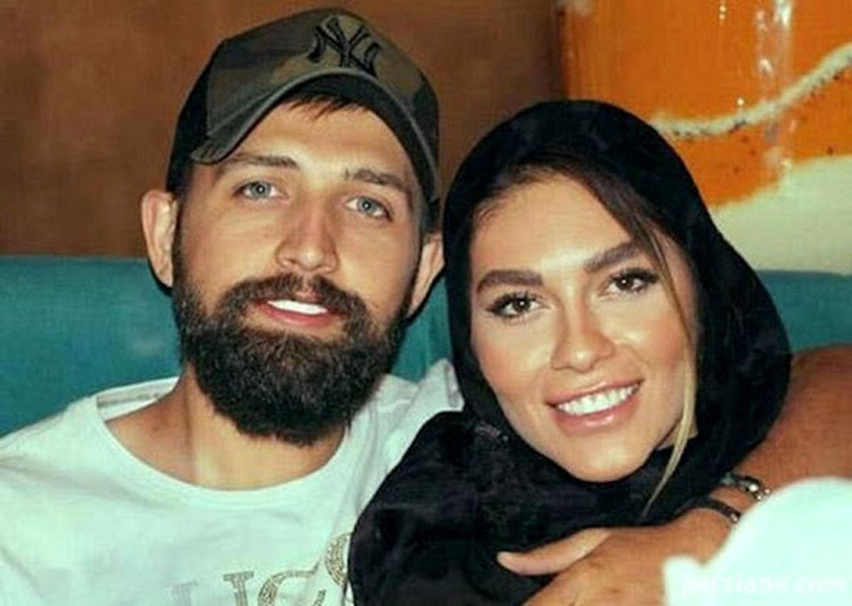 عکسهای لورفته از محسن افشانی و همسرش در دادگاه + عکس