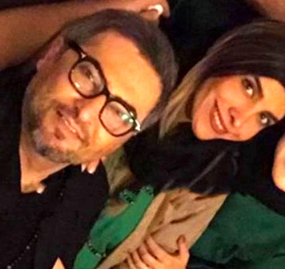 فیلم لورفته از مراسم عقد مهرداد میناوند و همسر دومش + فیلم