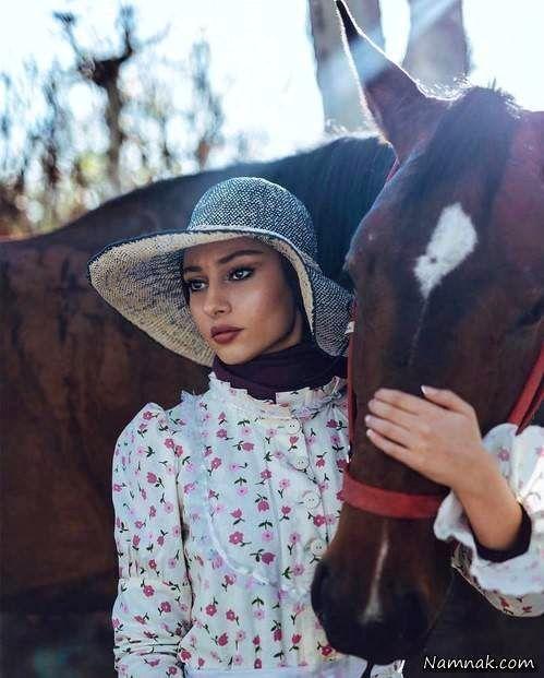 اسب ترلان پروانه