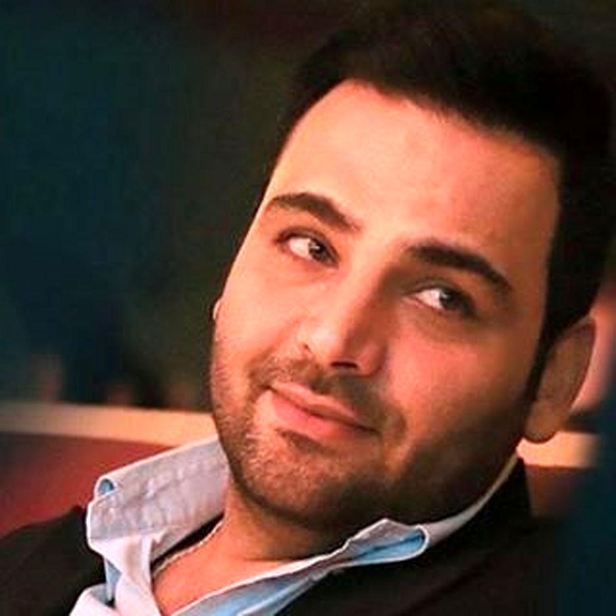 توهین و تحقیر احسان علیخانی به پدرش در برنامه زنده + فیلم