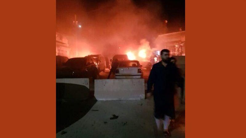 فوری/ بمب گذاری در شرق تهران + جزئیات