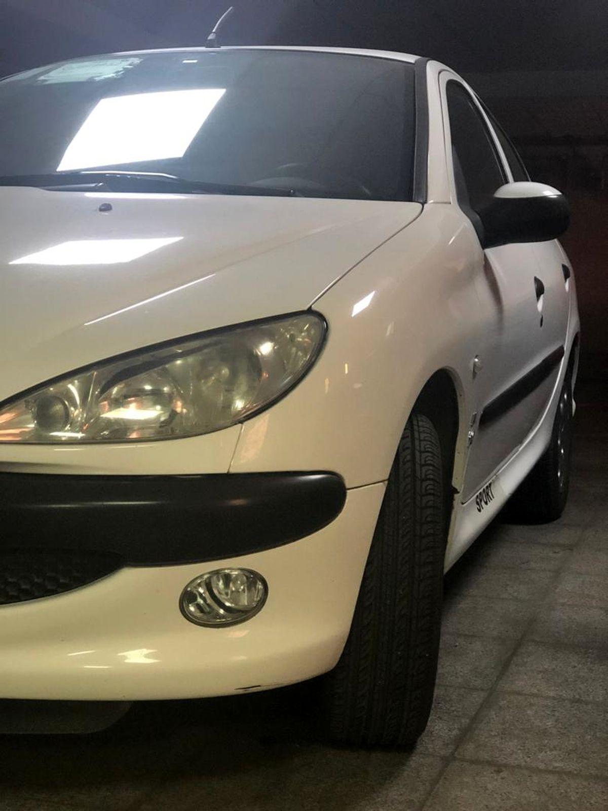 فروش فوری خودرو پژو 206 مدل 95