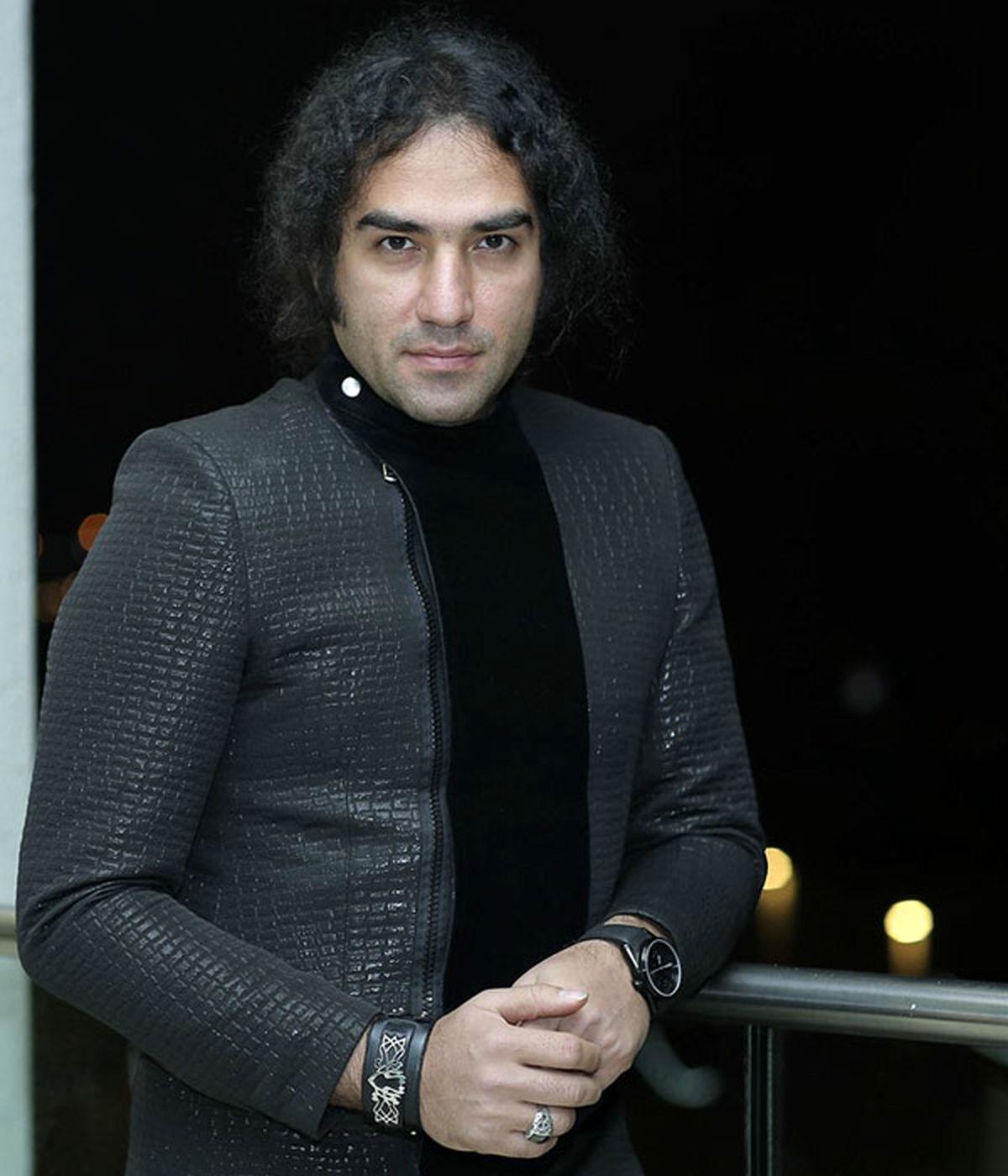 استایل رضا یزدانی با موهای بلوند و کوتاه جنجالی شد+عکس