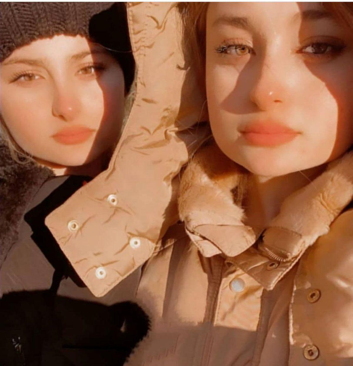 فیلم لورفته از رقص سارا و نیکا در ماشین + فیلم