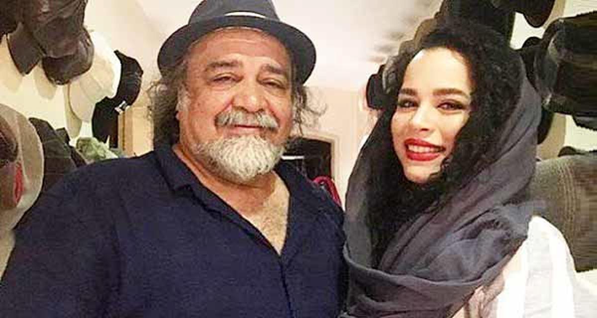 ازدواج جنجال ساز محمدرضا شریفی نیا با رز رضوی + عکس
