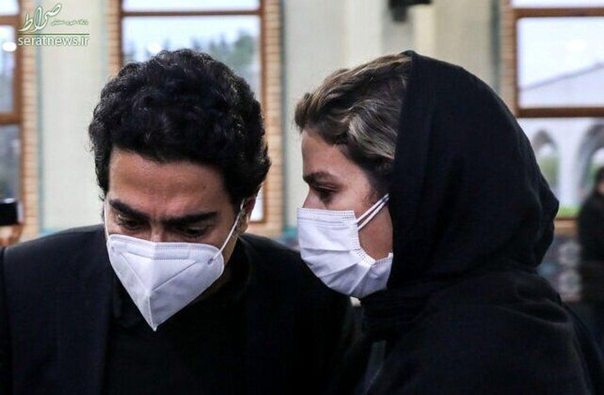 ابراز علاقه سحر دولتشاهی به همایون شجریان + عکس
