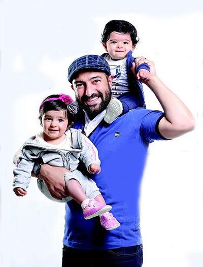 ماجرای آشنایی مجید صالحی و همسرش در دورهمی + فیلم